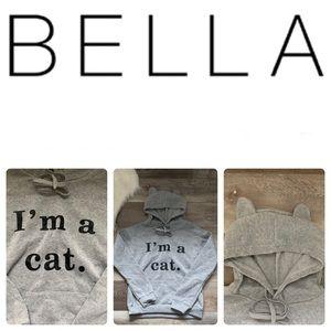 Sweaters - Cat T-Shirt & Hoodie